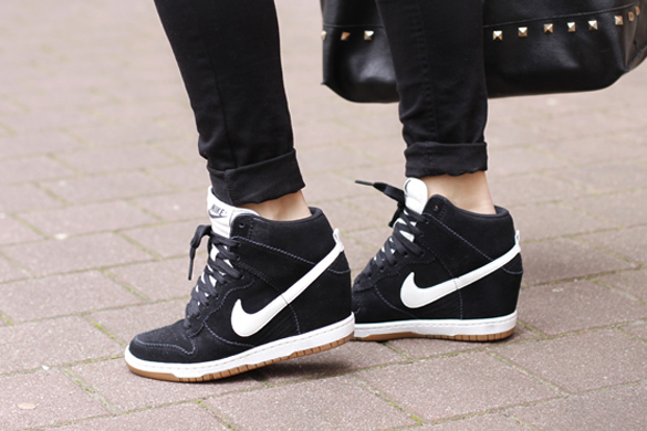 Nike Wedge Sneaker Sneakers Blog
