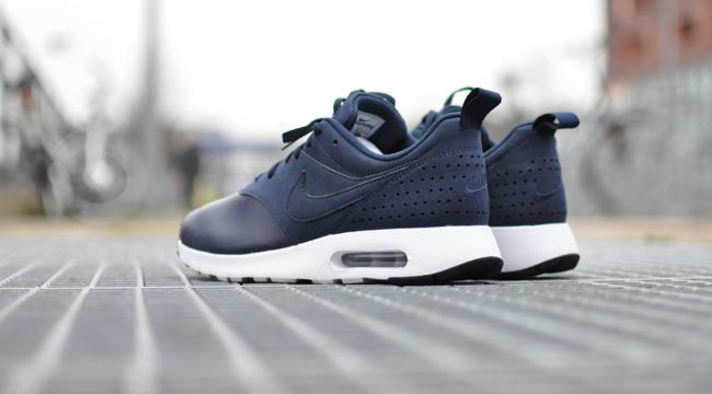 Nike Air Max Tavas Blauw