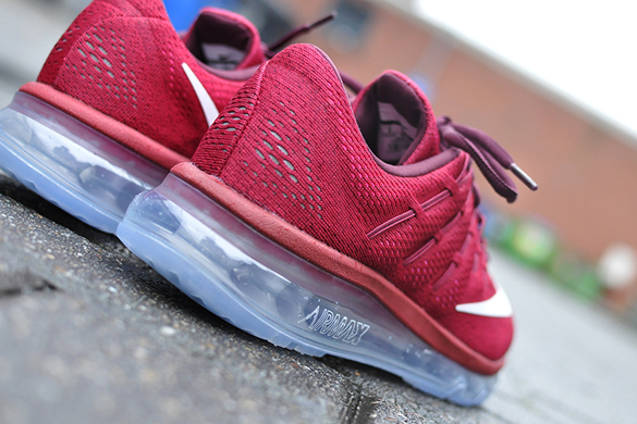 Nike Air Max 2016 Rood Sneakers Blog