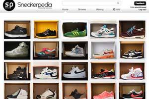 Sneaker Pedia 1