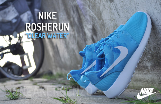 Nike Rosherun Clearwater   Sneakersenzo