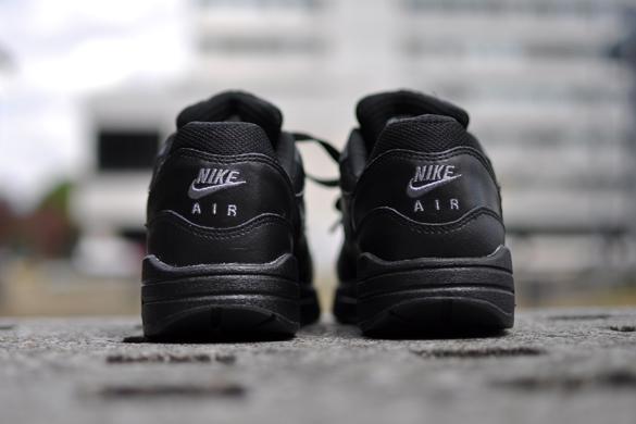 Nike Air Max 1 GS Black Cool Grey White