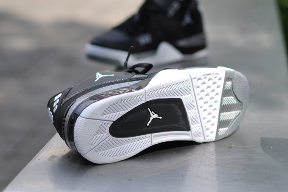 Air Jordan Flight 23 Black White