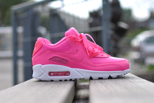 Nike Air Max 90 LTR GS Pink