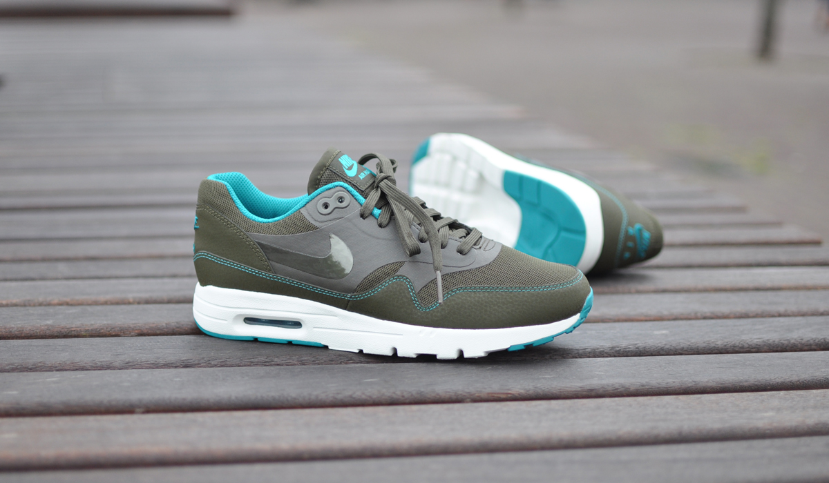 nike air max 1 essential black dames