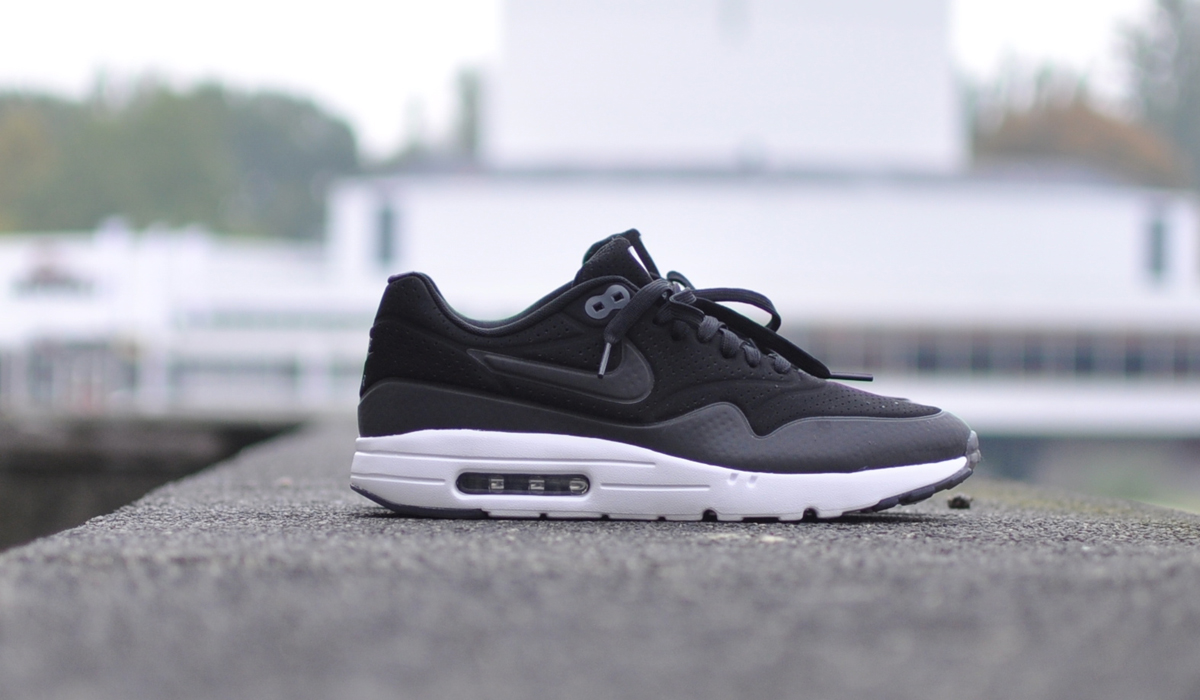 nike air max ultra zwart