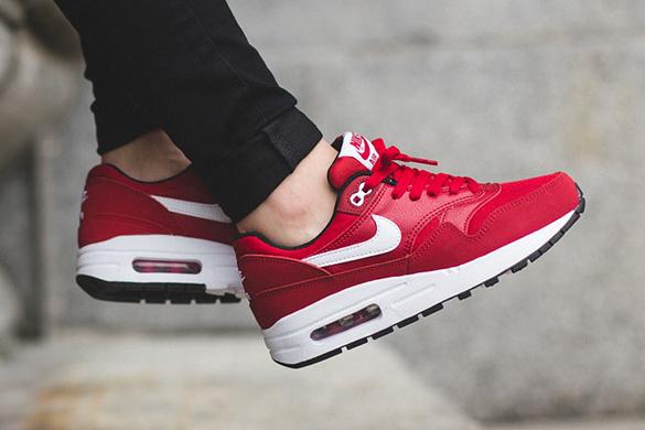 Nike Air Max 1 GS Gym Red