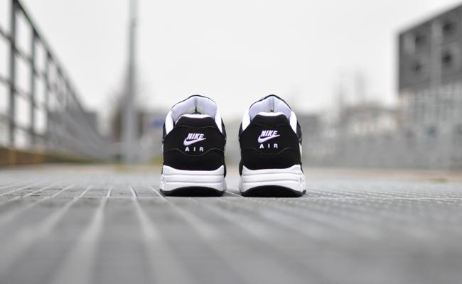 Nike Air Max 1 GS Black White