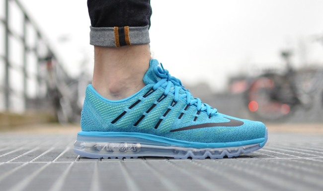 hot sale online d4058 fd2a6 Nike Air Max 2016 Blue Lagoon