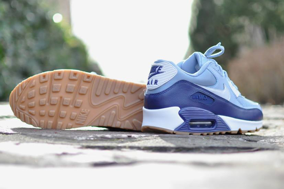 Nike Air Max 90 Essential Blue Grey