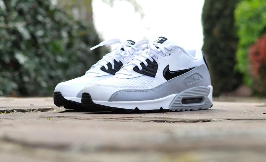 Nike Air Max 90 White Wolf Grey