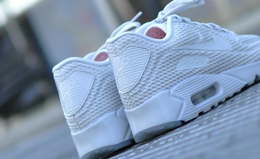 e293ea6e496 Nike Air Max 90 Ultra BR 725222-012 Pure Platinum bestel je bij  Sneakersenzo.