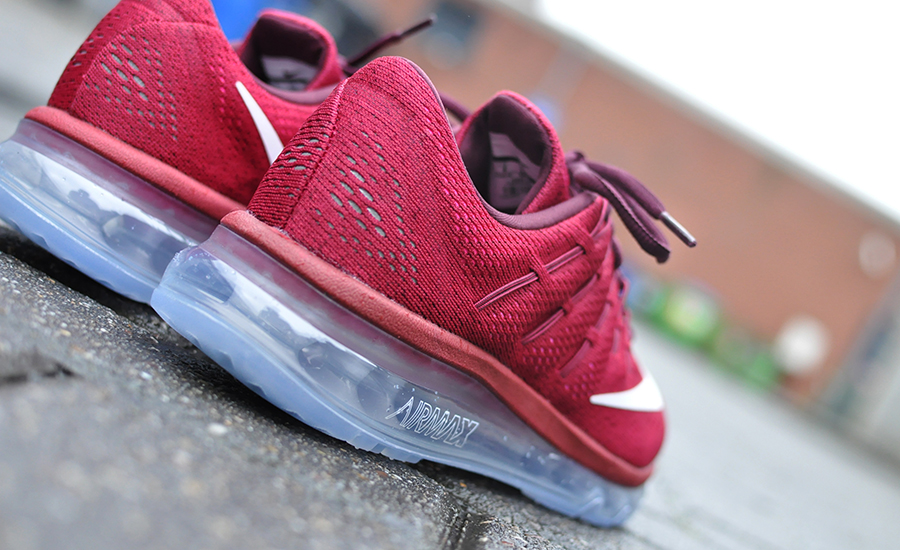 nike air max 2016 bordeaux rood
