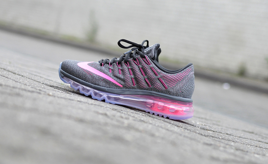 nike air max 2016 dames grijs