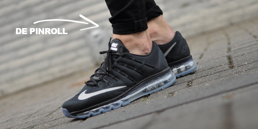 Pinroll Broek oprollen boven Sneakers | Tutorial