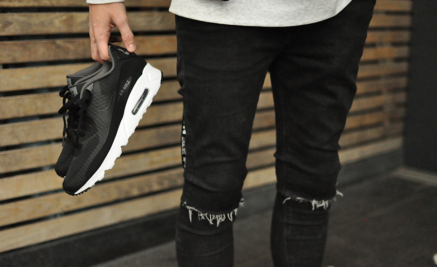 Nike Air Max 90 Ultra Essential 819474 013 Sneakers Blog
