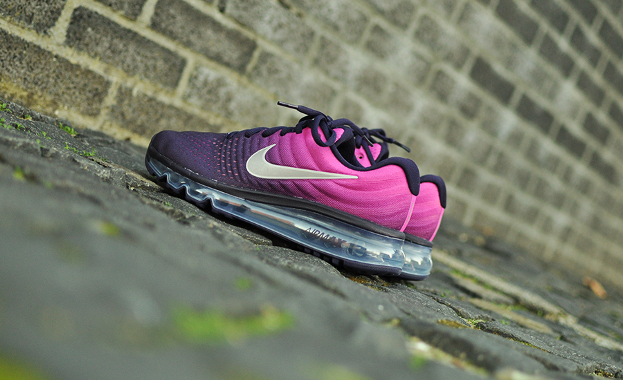 nike air max roze paars