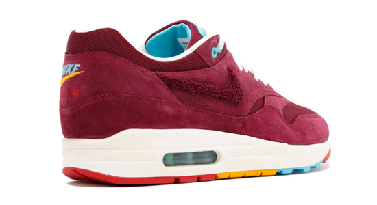huge selection of b353b b6885 Nike Air Max 1 x Parra x Patta Cherrywoods 2010