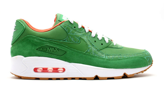 arrives d1901 b7d21 Patta x Nike Air Max 90 Homegrown