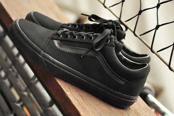 Vans Oldskool Black