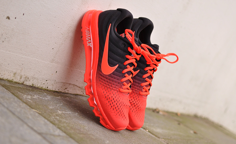 Nike Air Max 2016 (GS) Bright CrimsonZwartGym RoodVolt