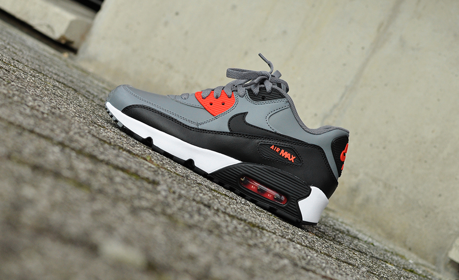 Nike Air Max 90 LTR GS 833376 006 Sneakers Blog