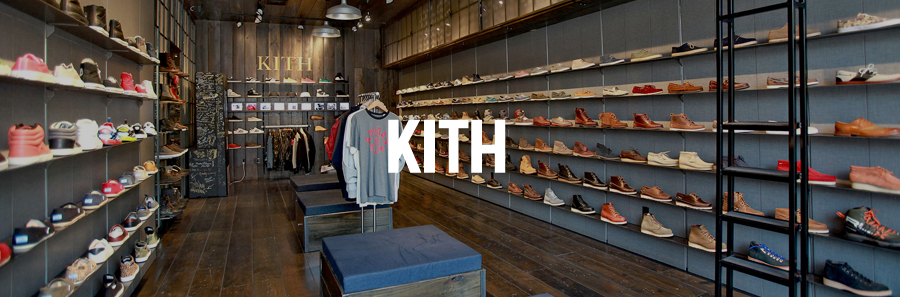 exclusieve sneaker shop Kith