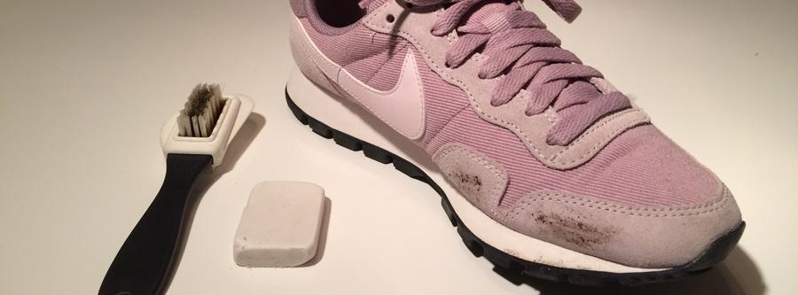 Suède schoenen schoonmaken - Sneakers Blog