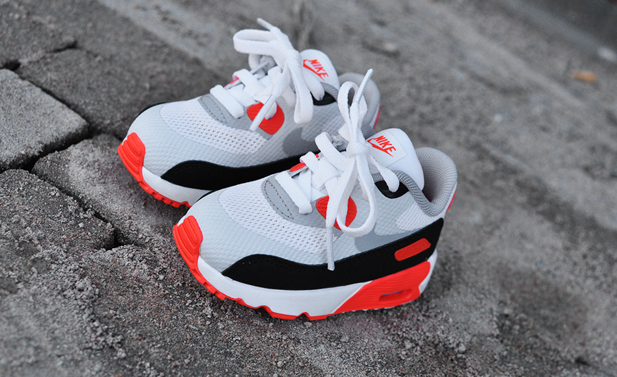 Air max 90 infrared celebrity baby
