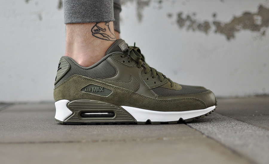 De 10 mooiste colorways op de iconische Nike Air Max 90