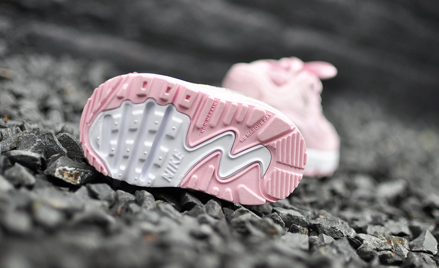 Roze Kinder Nike Air Max 90 Sneakers Blog