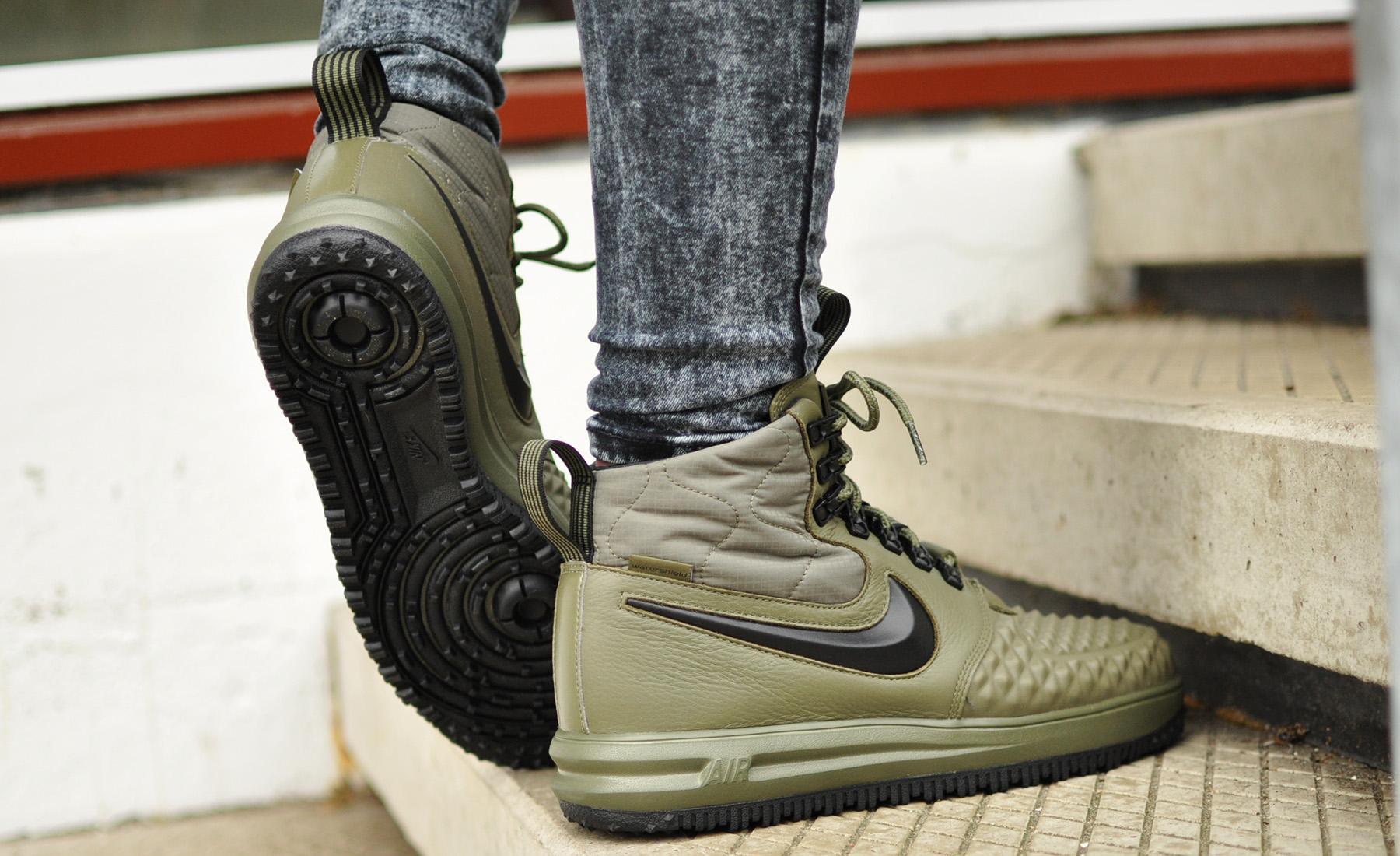 Nike Lunar Force 1 Duckboot '17 916682 202 Sneakers Blog