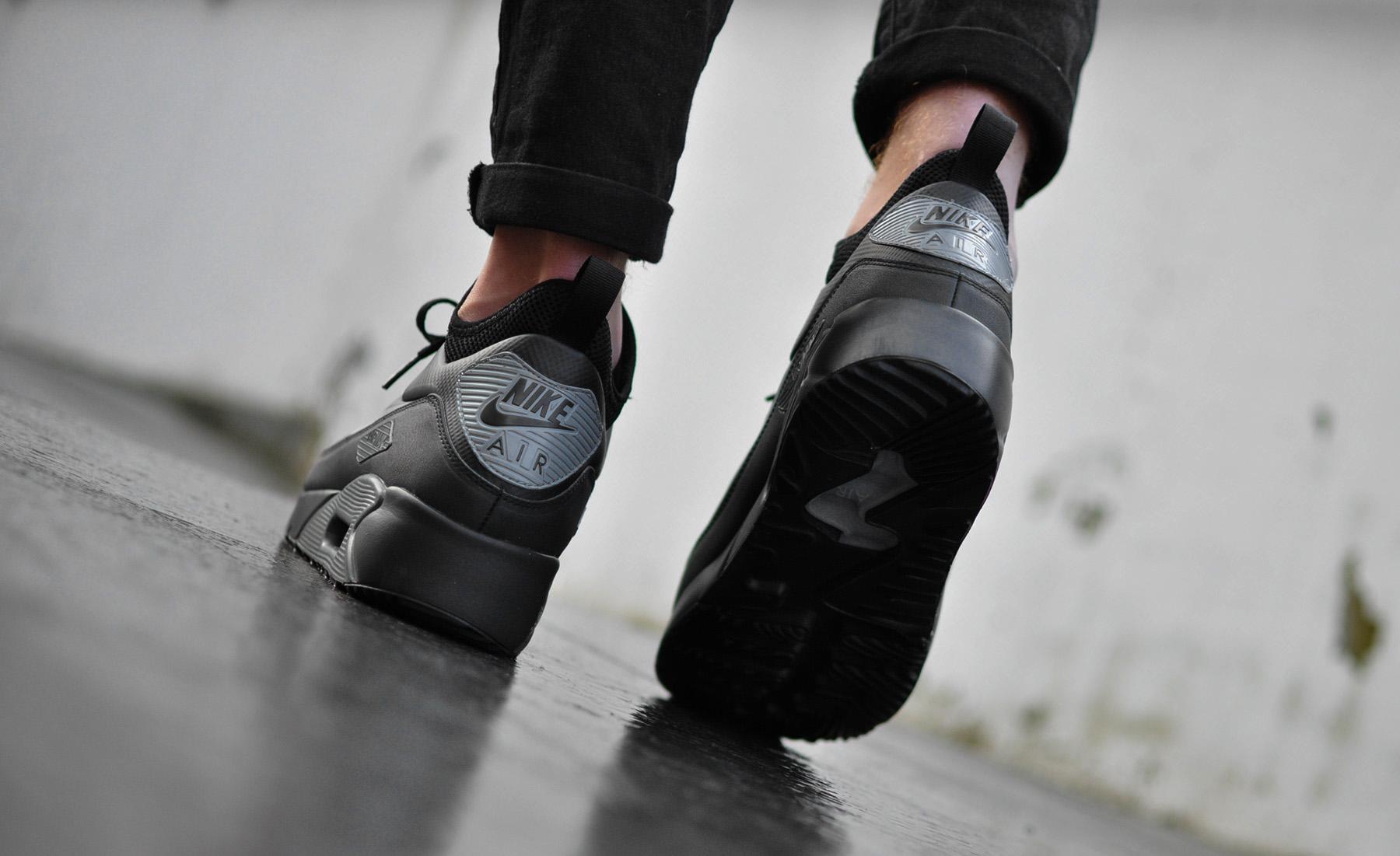 Nike Air Max 90 Ultra Mid Winter 924458 002 Sneakers Blog