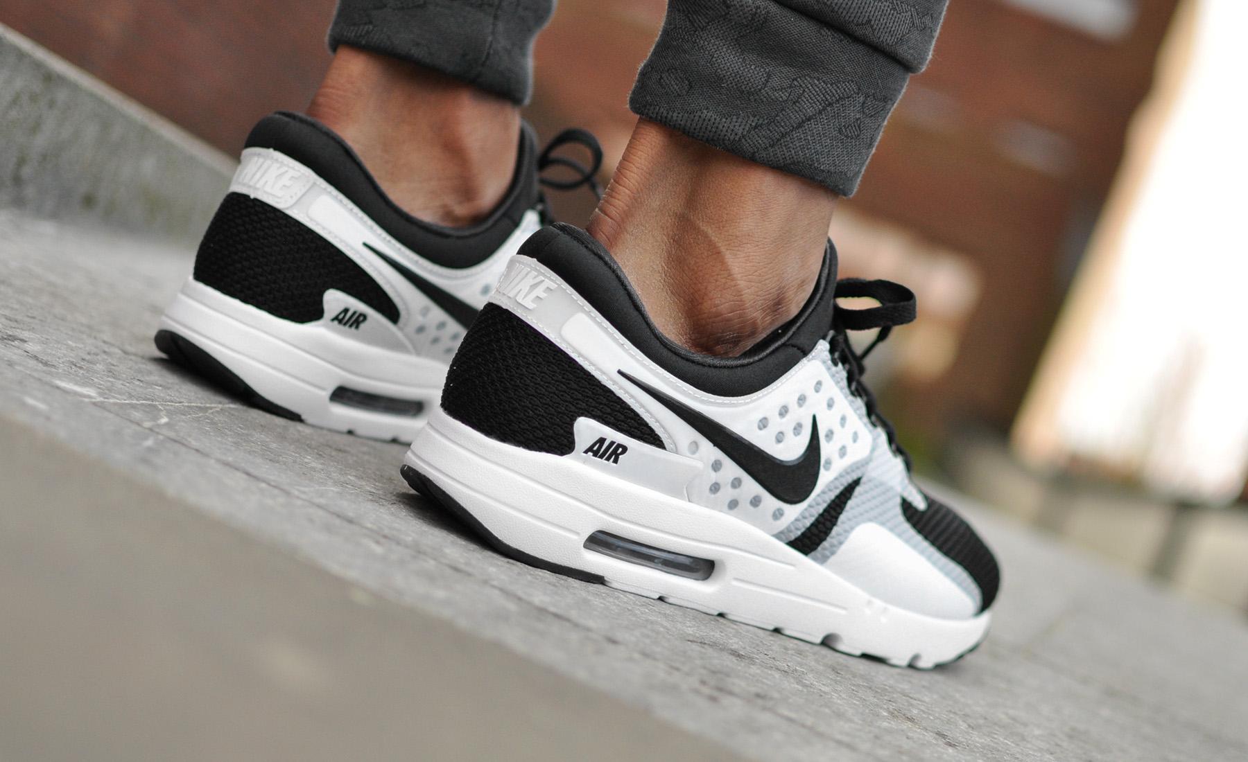 Nike Air Max Zero Essential 876070 101 Sneakers Blog
