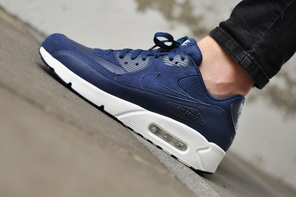 Blauwe Air Max 90 Ultra