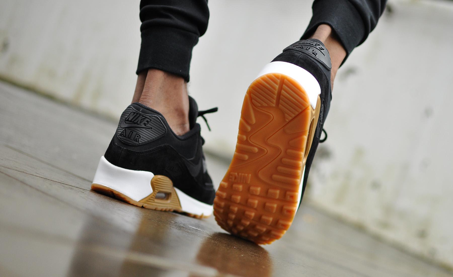 Nike Air Max 90 SE zwart