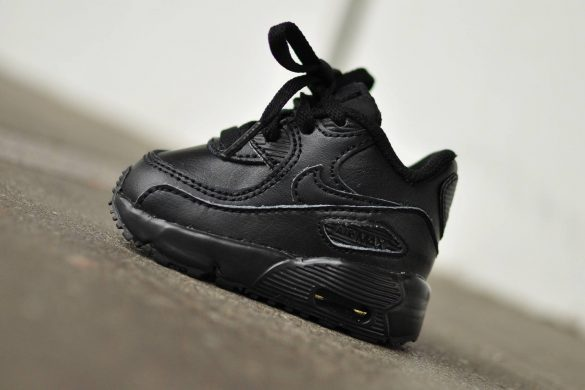 Zwarte kinder Air Max 90