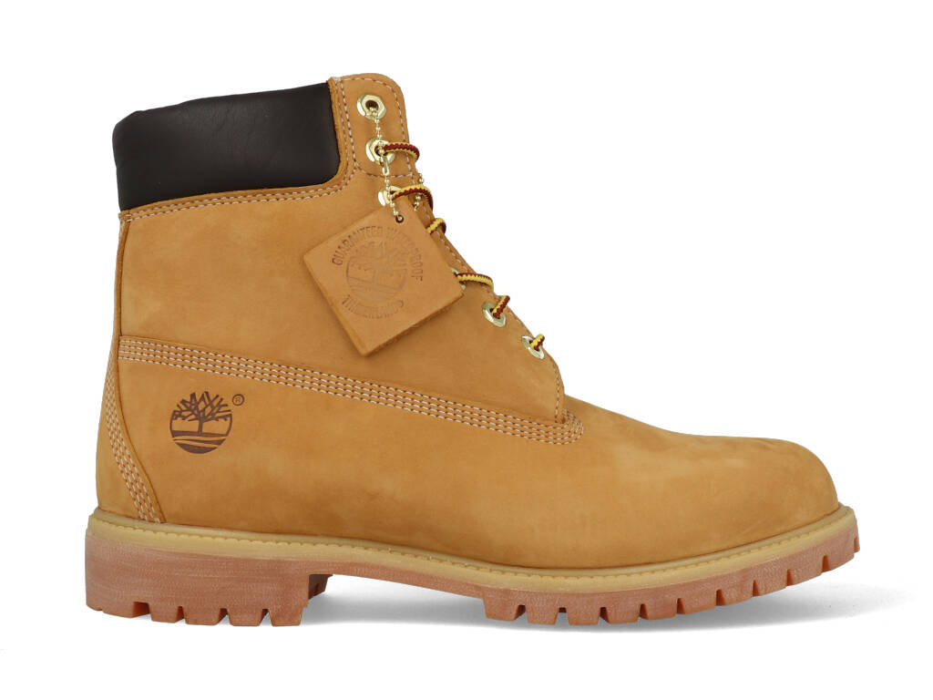 Timberland Heren 6-Inch Premium Boots (40 T/M 46) Geel / Honing Bruin 10061-44.5