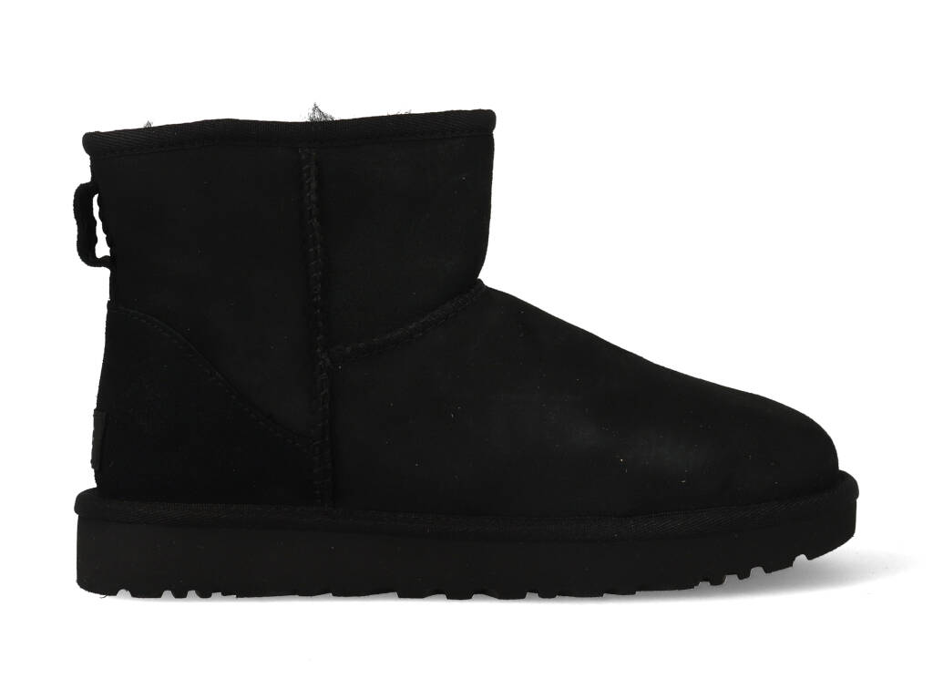 Ugg Classic Mini Ii Boots 1016222/Blk Zwart-37