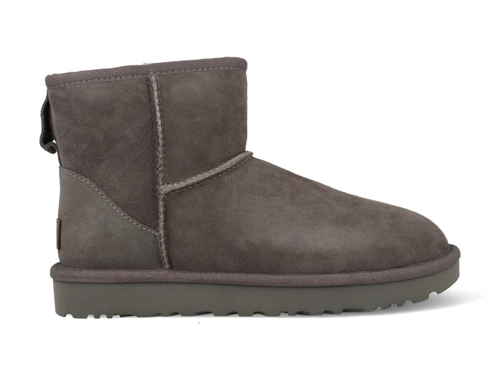 Ugg Classic Mini Ii Boots 1016222/Grey Grijs-36