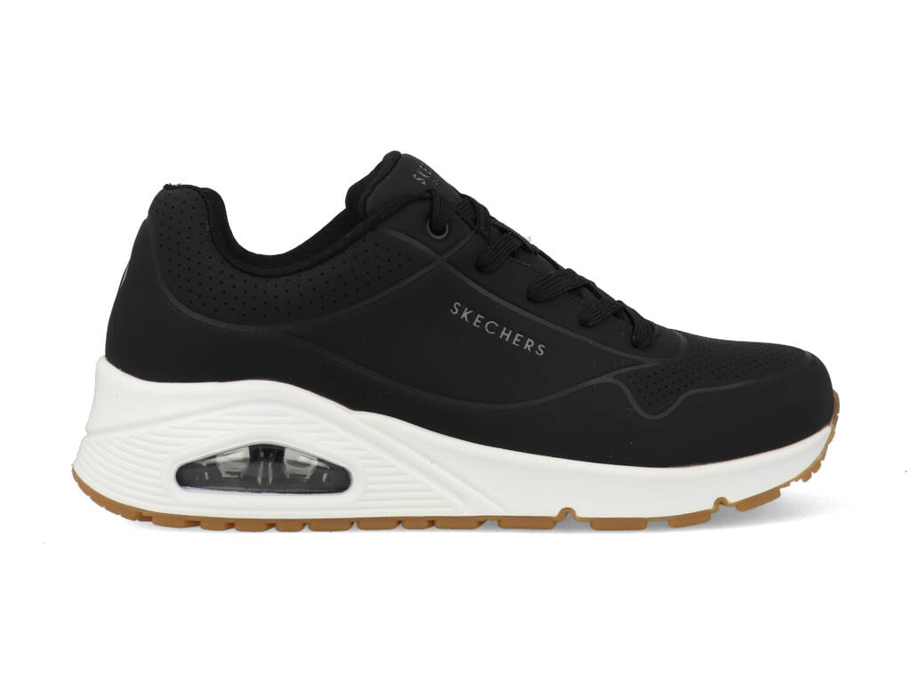 Skechers  UNO STAND ON AIR  women's Shoes (Trainers) in Black - 73690-BLK