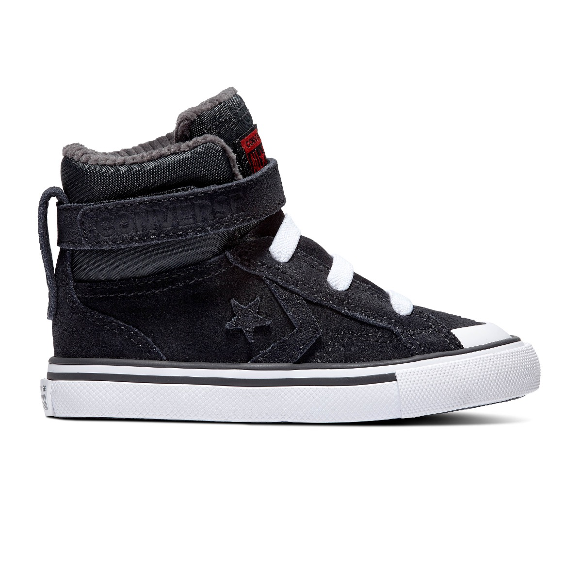 Converse All Stars Space Ride 765281C Zwart / Wit / Rood
