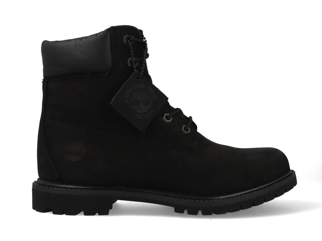 Timberland Dames 6-Inch Premium Boots (36 T/M 41) 8658A Zwart-35.5
