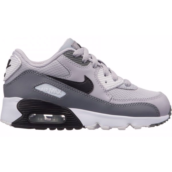 nike air max grijs zwart wit