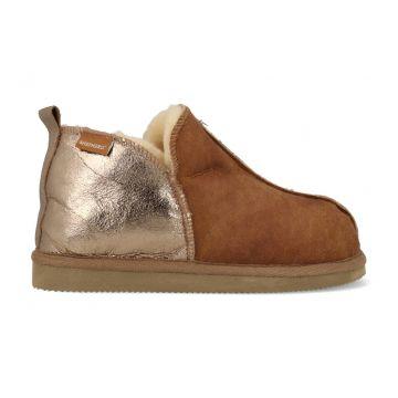 Shepherd Pantoffels Annie 4922152 Bruin