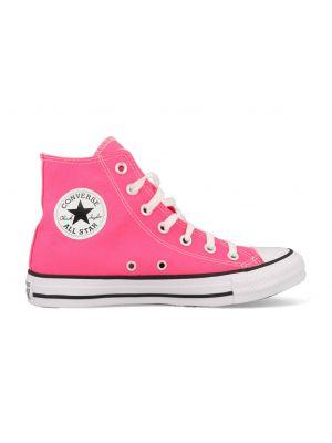 Converse All Stars Hoog 170155C Roze