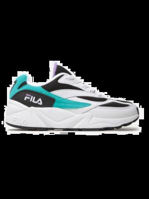 Fila V94M Low 1010573.11P Wit / Zwart / Paars / Blauw