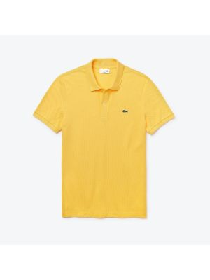 Lacoste Slim Fit Polo PH4012-Z0A Geel