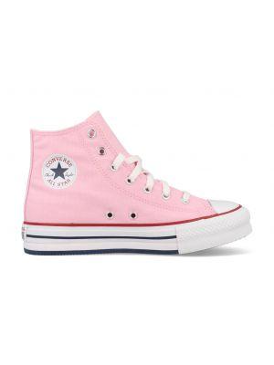 Converse All Stars Chuck Taylor Eva Lift-Hi 671106C Roze