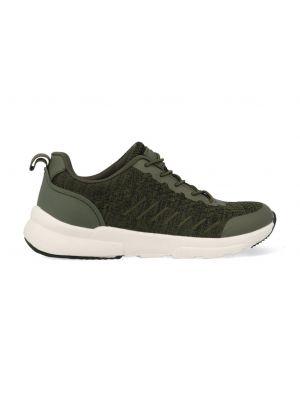 Bullboxer Sneakers AAA003F5T_KAKIKB40 Groen